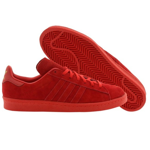 935e62fa0486 adidas Other - Adidas Originals Campus 80s College Red sneakers